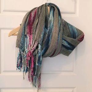 Handmade artisan scarf